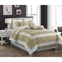French Impression Hotel Capprice 7 Piece Comforter Set