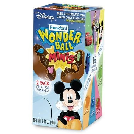 Wonder Ball Minis Disney Walmart Com