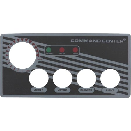 Overlay, Tecmark Command Center, 4 -