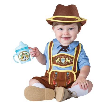 Little Lederhosen Toddler Halloween - Mens Lederhosen Costume