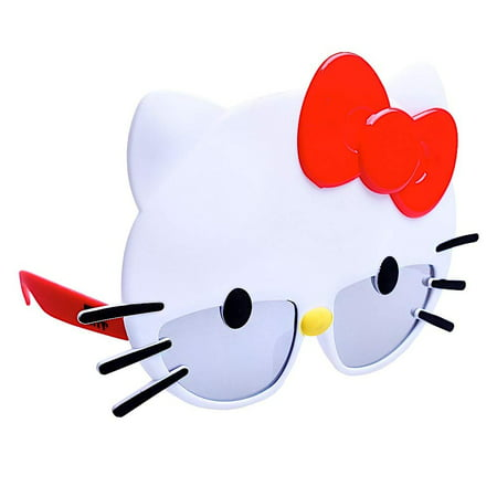 Party Costumes - Sun-Staches - Hello Kitty New - Hello Kitty Makeup For Halloween