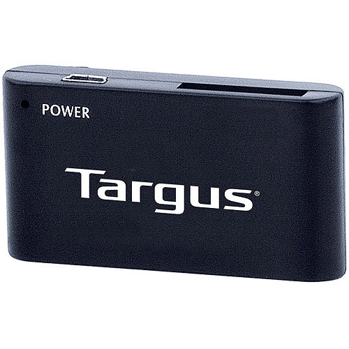 Targus TGR-MSR35 USB 2.0 - 33 in 1 Card Reader