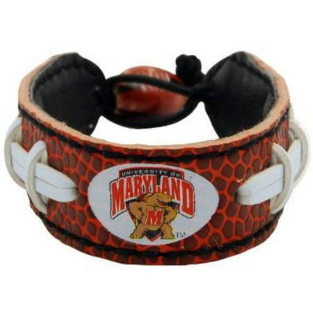 NCAA Maryland Terrapins Classic Football Bracelets - Ncaa Classic Bracelets