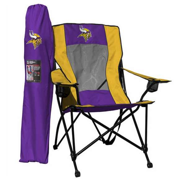 Minnesota Vikings High Back Folding Chair - Rawlings  sc 1 st  Walmart & Minnesota Vikings High Back Folding Chair - Rawlings - Walmart.com