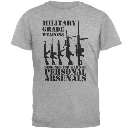 Military Grade Not Personal Arsenals Mens Soft T - Arsenal Short