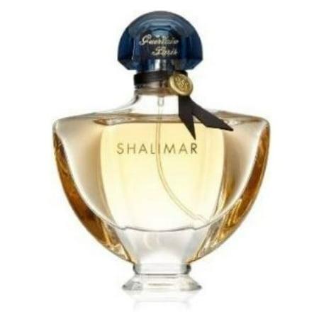 Guerlain Shalimar Eau De Toilette Perfume Spray for Women 3 oz ()
