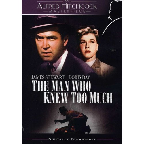 The Man Who Knew Too Much (Widescreen)