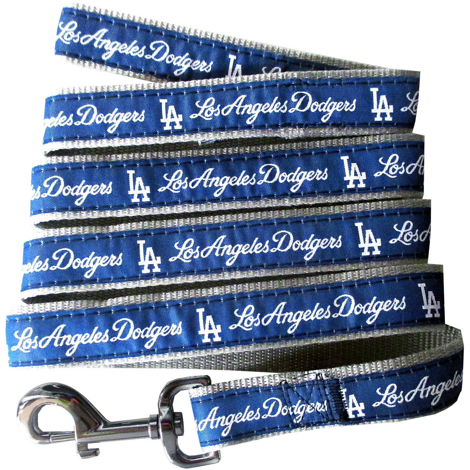 Pets First Los Angeles Dodgers Pet Leash, Small