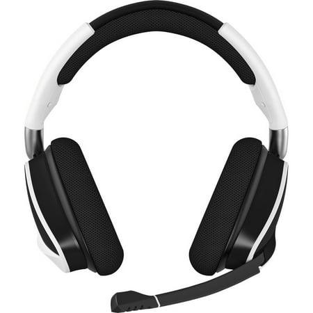 Corsair VOID PRO RGB Wireless Premium Gaming Headset - White