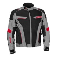 Castle Max Air Mens Jacket Gray/Red