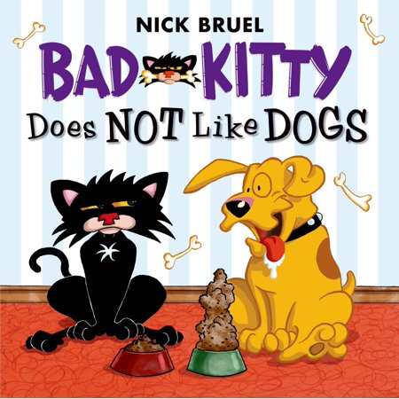 Bad Kitty Does Not Like Dogs Bad Boy Dog Spa