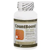 Best Fertility Pills For Men - CountBoost for Men 60 count Review