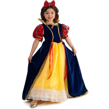 Enchanted Princess Costume for Girls - Purple Princess Jasmine Costume