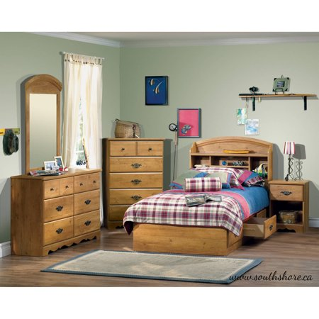 South Shore Prairie Bedroom Furniture Collection Walmart Com