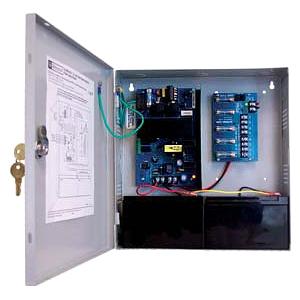Altronix - AL300ULPD4CB - Altronix AL300ULPD4CB Proprietary Power Supply - 110 V AC Input Voltage - Wall Mount