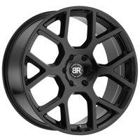 Black Rhino Tembe 22x9.5 6x135 +30mm Gloss Black Wheel Rim