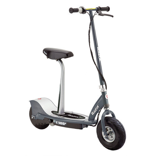 Razor E300S Electric Scooter Gray