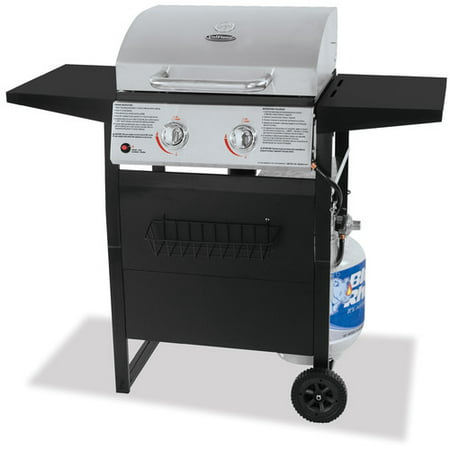 Duke Blue Devils Grill - Blue Rhino Outdoor LP Gas Barbecue Grill