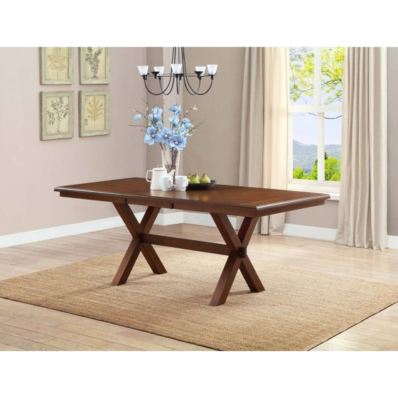 Better Homes And Gardens Maddox Crossing Dining Chair Set: Better Homes And Gardens Maddox Crossing Dining Table With
