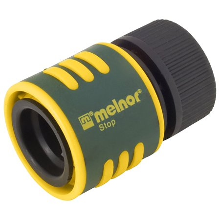 Quick Connect Product End Connector with Water Stop By Melnor Ship from (Rehau Water Stop Connector)