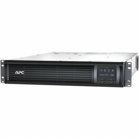 Schneider Electric It Usa Smt3000rm2u Smart Ups Rm 2700W   3000Va 2U 120V Lcd Ups System