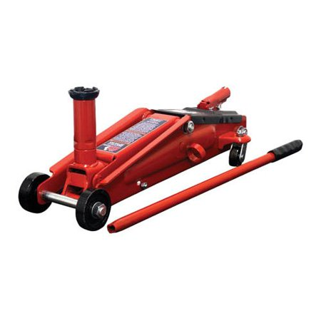 Torin T83006 Big Red Hydraulic SUV Trolley Jack, 3 Ton Capacity