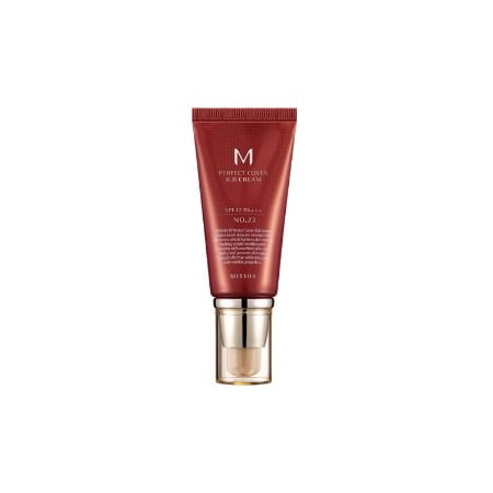 MISSHA M Perfect Cover BB Cream SPF 42 PA+++ No.23 Natural Beige, 1.69
