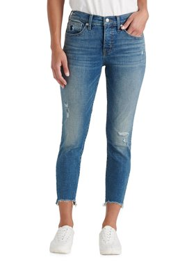 Ava Skinny Cropped Jeans
