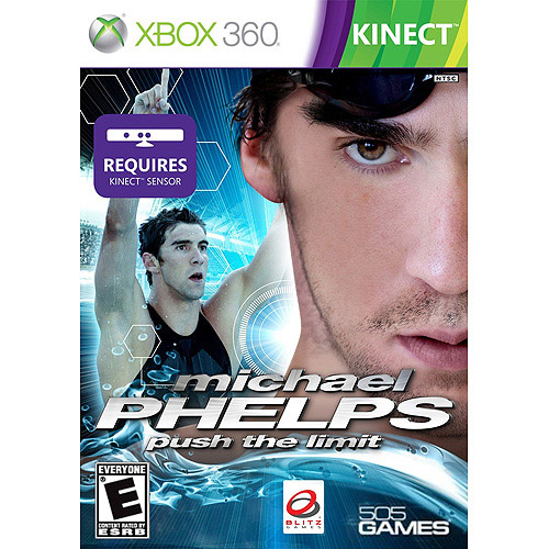 Kinect Michael Phelps: Push Limit (Xbox 360)