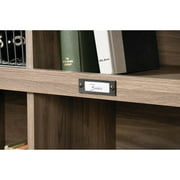 bookcases door design glass sauder ideas bookcase barrister home