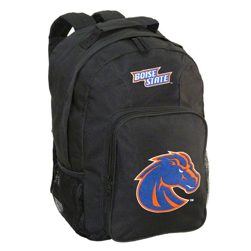 NCAA - Boise State Broncos Black Youth Southpaw Backpack