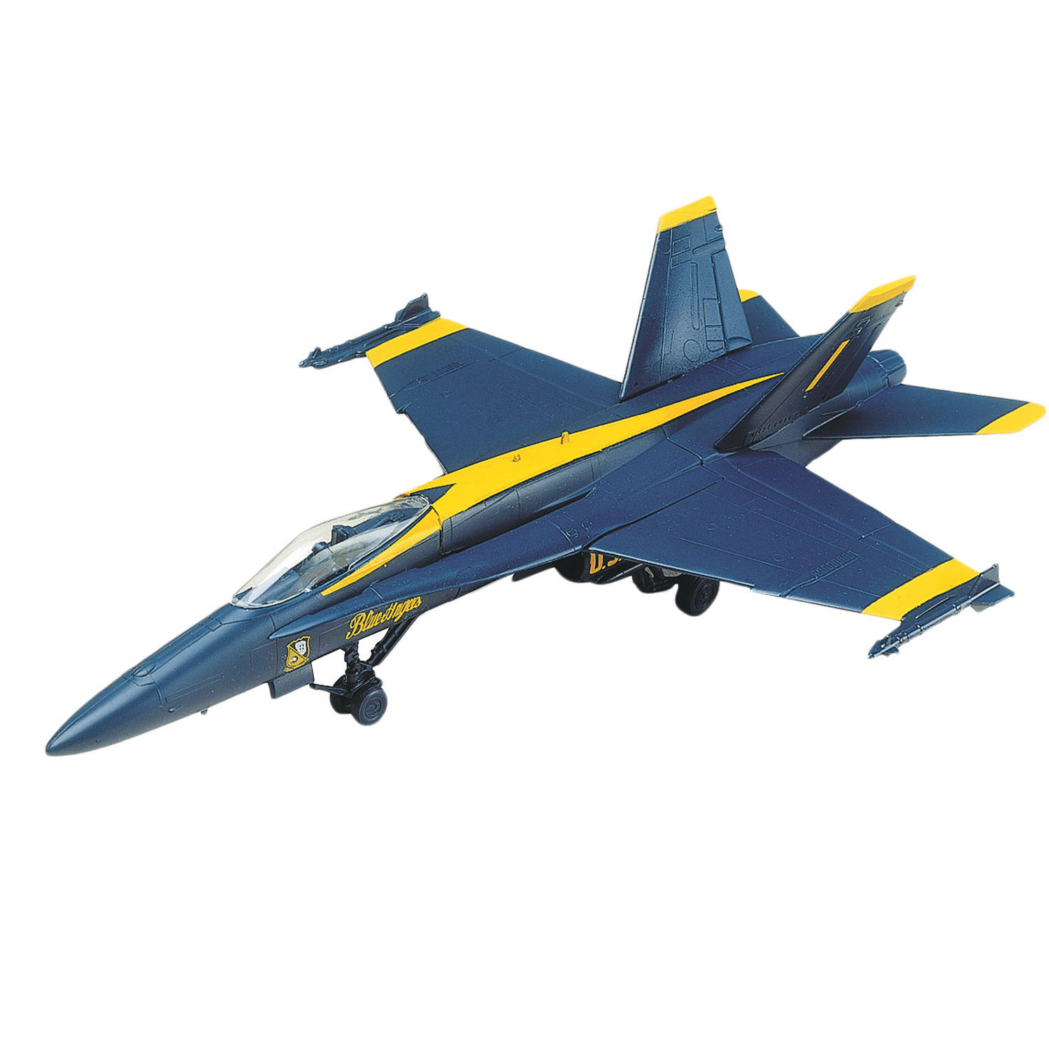 Revell 1:72 F-18 Blue Angels Model Kit by Revell