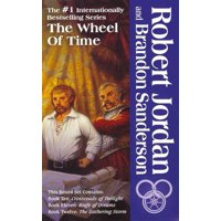 Wheel of Time, Boxed Set IV : Crossroads of Twilight, Knife of Dreams, The Gathering Storm
