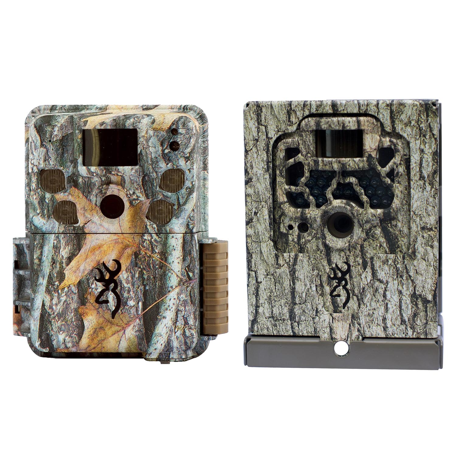 Browning Trail Cameras Strike Force Pro HD Video 18MP Game Camera + Security Box by Browning Trail Cameras