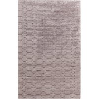 Solid & Border CRY2000-58 Area Rug Rectangle 5' x 8'