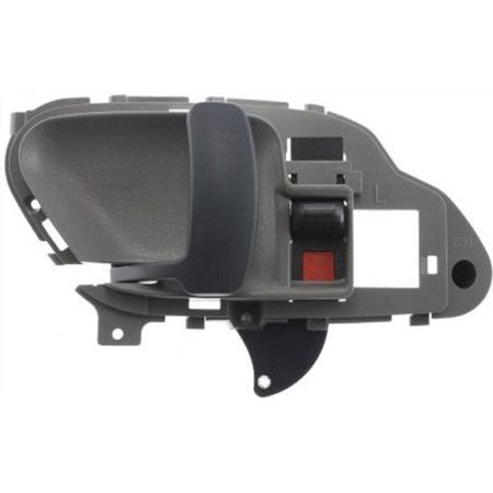 Front Driver Side Gray Interior Door Handle for Chevrolet Pickup, GMC Pickup, This is an affordable direct fit OE comparable replacement for the damaged.., By CPP from USA
