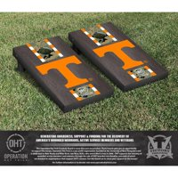 Tennessee Volunteers 2' x 4' Operation Hat Trick Cornhole Board Tailgate Toss Set - No Size