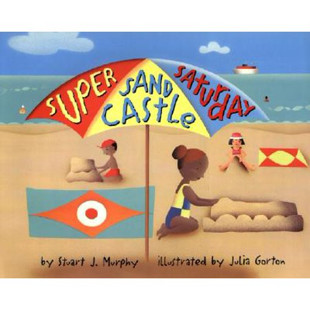 Super Sand Castle Saturday