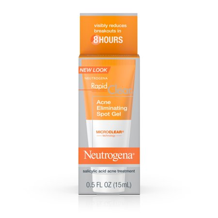Neutrogena Rapid Clear Acne Eliminating Spot Treatment Gel, 0.5 fl.