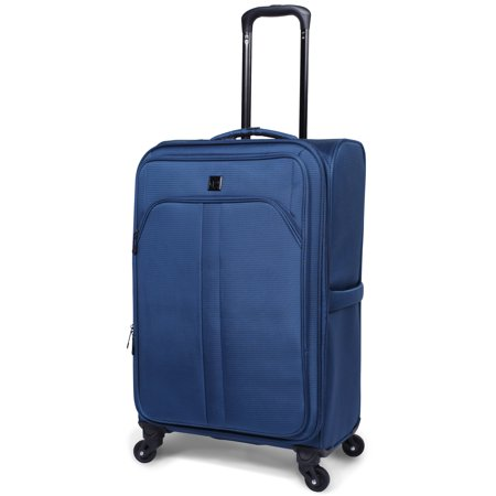 "Protege 24"" Satellite Light Weight Spinner Luggage, Blue"