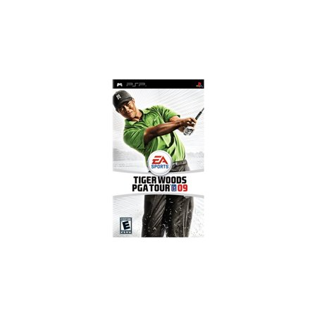 Tiger Woods PGA Tour 09 - Sony PSP