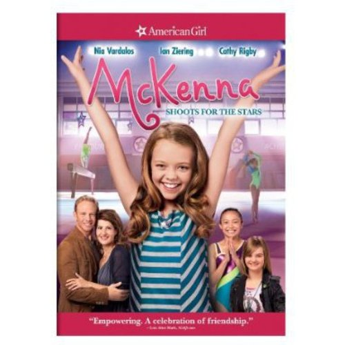 AMERICAN GIRL-MCKENNA SHOOTS FOR THE STARS (DVD)(ENG SDH/SP/FREN/WS/1.78