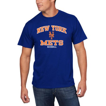 Men's Majestic Royal New York Mets High Praise T-Shirt