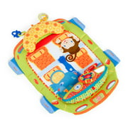 Bright Starts Tummy Cruiser Prop & Play