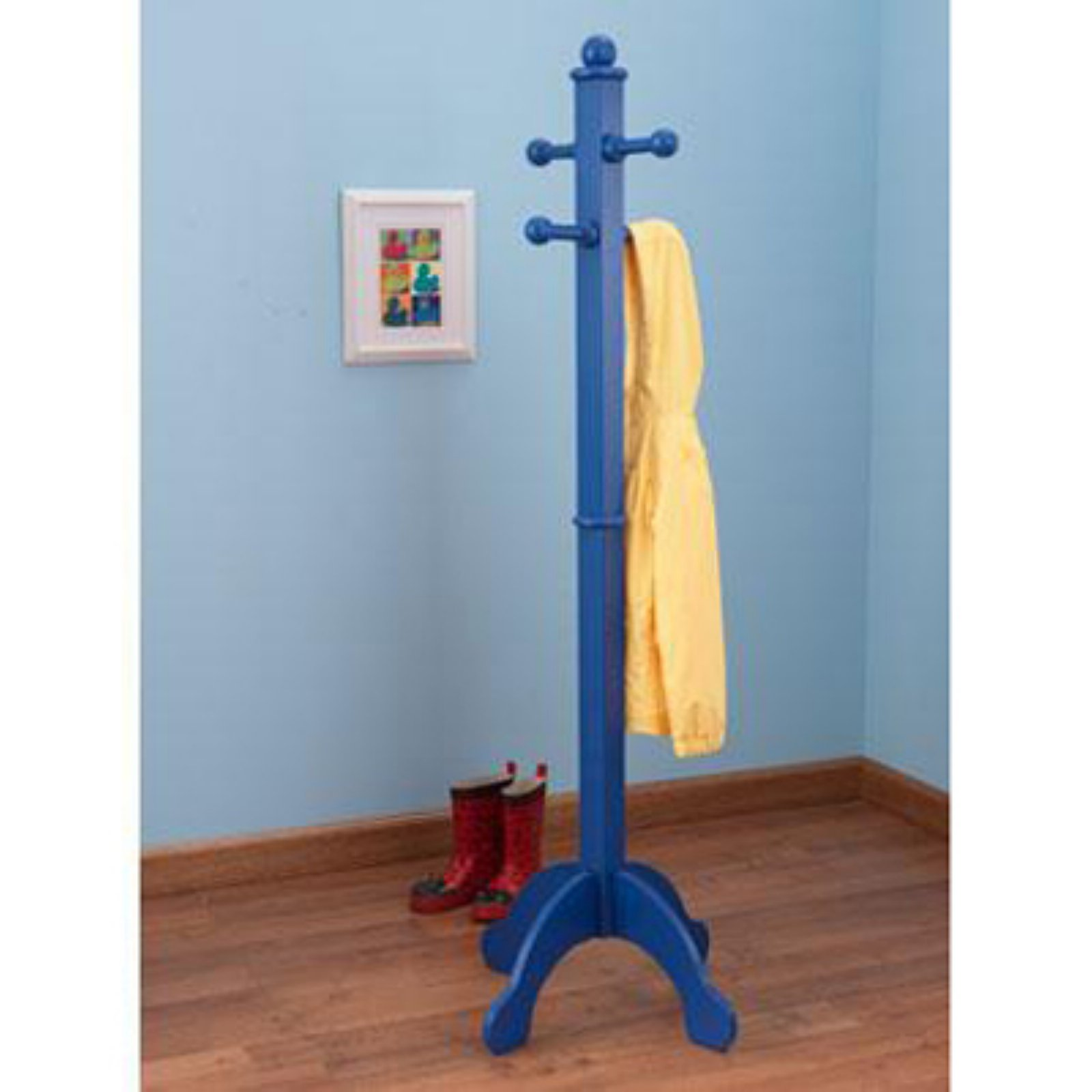 KidKraft Deluxe Clothespole with Pegs - Blue - 19261