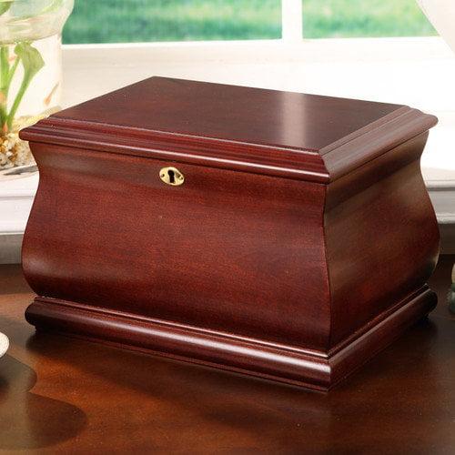 Wildon Home  Charming Life Jewelry Box