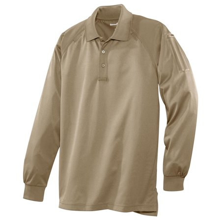 Tactical Beat Polo (Cornerstone Men's Snag-Proof Long Sleeve Tactical Polo)