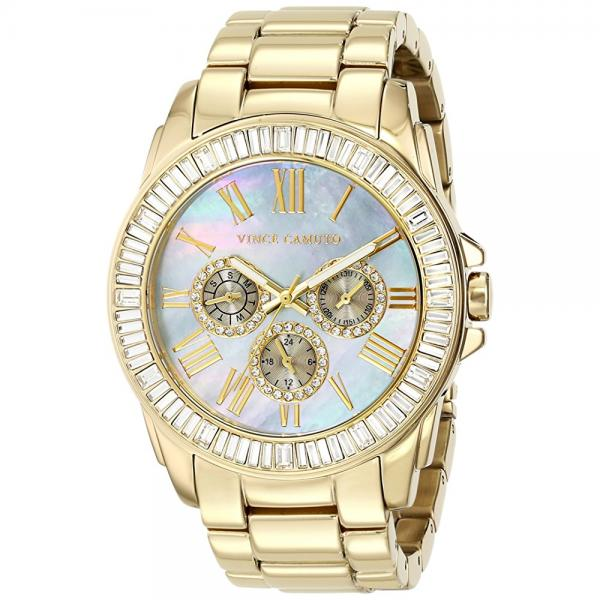 Vince Camuto Women's VC/5158GMGB Swarovski Crystal Accent...