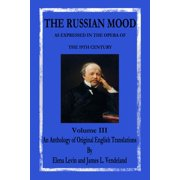 The Russian Mood Volume 3 - eBook