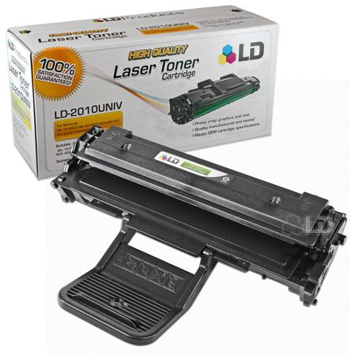 LD Compatible Laser Cartridge to replace Samsung ML-2010D3 Black Toner for use in the ML-2010, ML-2510, ML-2570 & ML-2571N Printers